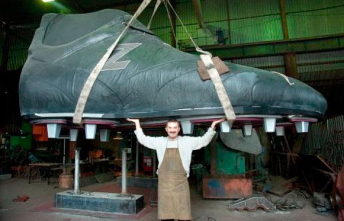 1,5 тонны над головой